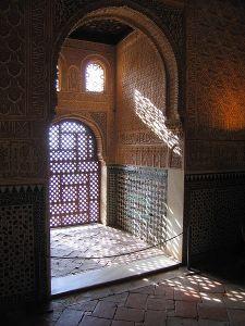 450px-Alhambra-Granada-Hall_of_Ambassadors